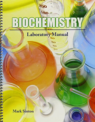 Biochemistry Laboratory Manual