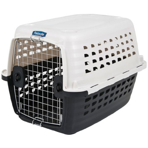 "Petmate Compass Plastic Kennel, 28""L x 20""W x 19.2""H, 3ct"