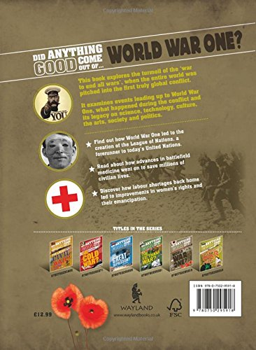 Did Anything Good Come Out Of: WWI?