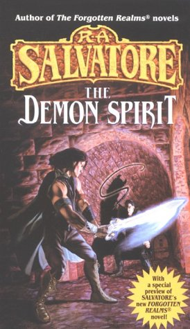 Image for The Demon Spirit (The DemonWars Trilogy, Book 2)