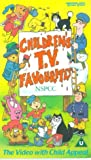 Children's TV Favourites - NSPCC [VHS]