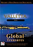 Global Treasures Valletta Malta [DVD] [NTSC]