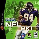 NFL 2K1 - Dreamcast