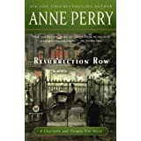 Resurrection Row (Charlotte & Thomas Pitt Novels)by Anne Perry