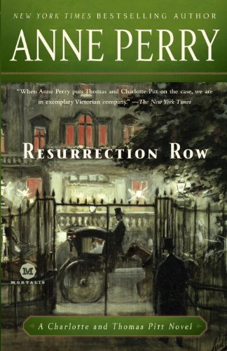 Resurrection Row (Charlotte & Thomas Pitt Novels)