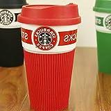 Satyam Kraft Starbucks Coffee Sipper - Red