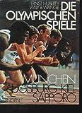 Huberty die olympischen Spiele München Augsburg, Kiel Sapporo, Lingen Großband, 300 Seiten, Bilder
