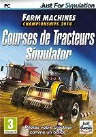 Courses de Tracteurs Simulator