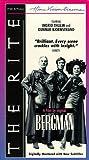 Rite [VHS] [Import]北野義則ヨーロッパ映画ソムリエ1975年ヨーロッパ映画BEST10