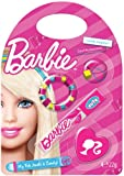 #2: Barbie Candy Lipgloss, Bracelet and Hair Bobble Gift Pack (Pack of 12)