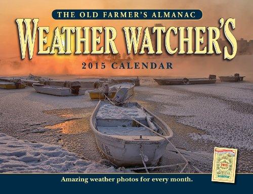 The Old Farmer's Almanac 2015 Weather Watcher's Calendar
