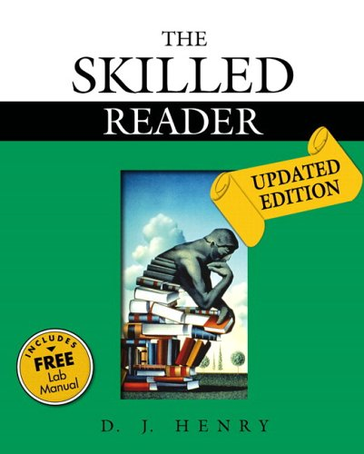 Skilled Reader, The, Updated Edition (with Study Card for Vocabulary)