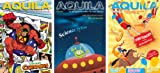 New Leaf Publishing Aquila Children's Magazine - Fantasy and fun! - Cartoons, Science Fiction and The Circus