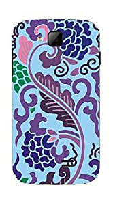 UPPER CASE™ Fashion Mobile Skin Vinyl Decal For Micromax Canvas Fun A63 [Electronics]