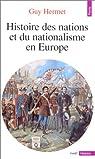 Histoire des nations de l'Europe par Hermet
