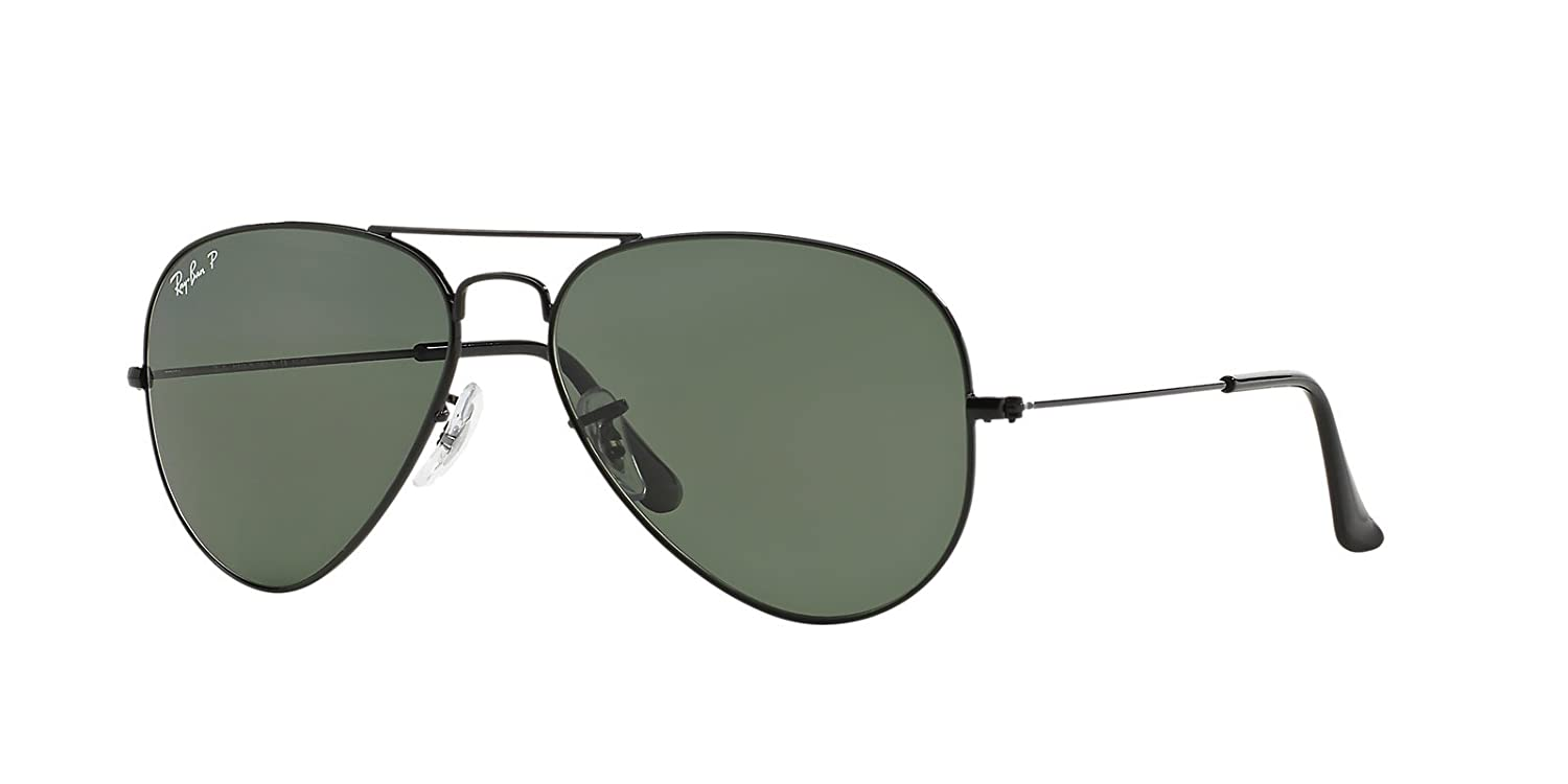 все цены на Ray-Ban RB3025 Aviator Sunglasses онлайн