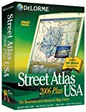 DeLorme Street Atlas USA 2006 Plus (DVD)