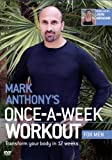 echange, troc Mark Anthony - Once A Week Workout - Male