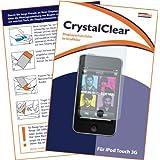 "mumbi Displayschutzfolie iPod Touch 3G G3 Displayschutz ""CrystalClear""unsichtbar"