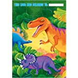 Dinosaur Party Bags (Pack Of 8)