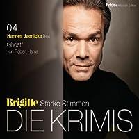 Ghost Hörbuch von Robert Harris Gesprochen von: Hannes Jaenicke