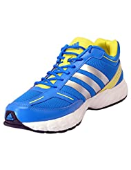 Adidas Men's Arina Blue And Silver Running Shoes