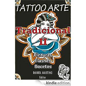 Amazon.com: TATTO ARTE: Tradicional II: 118 dibujos, flashes y bocetos