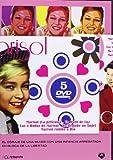 Marisol 5 Dvd Box set (Un Rayo de Luz, Ha Llegado Un Angel, Las 4 Bodas, Rumbo A Rio, Marisol)