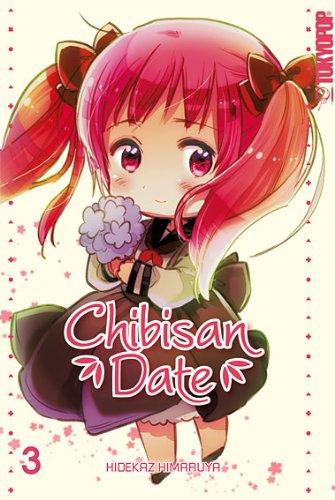 Chibisan Date, Band 3
