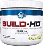 511HVAh2T4L. SL160  BPI Sports Creatine Supplement, BUILD HD Fruit Punch 30 Servings