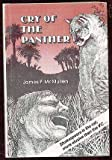 img - for Cry of the Panther: Quest of a Species by James P. McMullen (1984-10-03) book / textbook / text book
