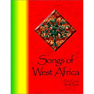 african folk songs and