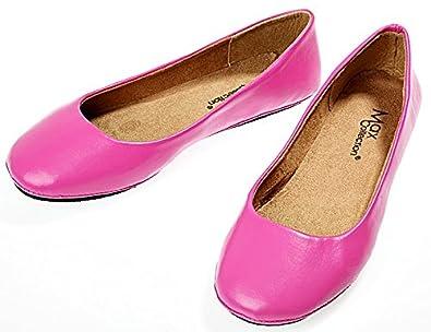 Max Footwear May Ballet Flats