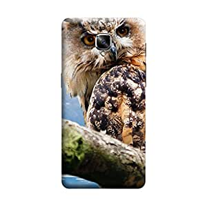 Ebby Premium Printed Mobile Back Case Cover With Full protection For OnePlus Three (Designer Case)