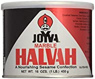 Joyva Marble Halvah, 16-Ounce Cans (P…