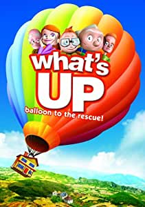 Amazon.com: What's Up: Balloon to the Rescue!: Artist Not Provided