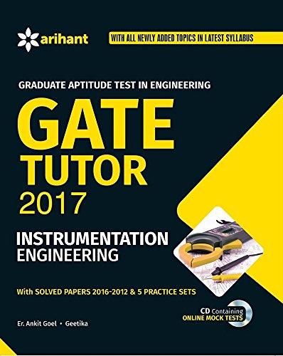 GATE Tutor 2017 Instrumentation Engineering