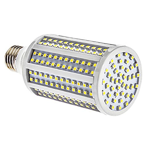 Generic E27 14W 282X3528Smd 600-650Lm 7000-7500K Cold White Light Led Corn Bulb (85-265V)