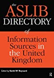 img - for The Aslib Directory of Information Sources in the United Kingdom book / textbook / text book