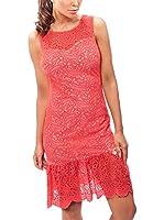 Enny Vestido (Coral)