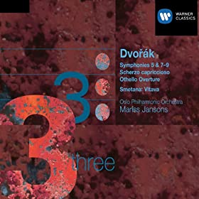 Symphony No. 9 in E Minor, B.178 'From the New World': III. Scherzo (Molto vivace)