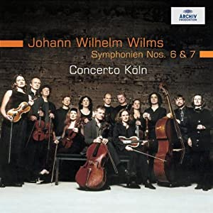 Wilms: Symphonies 6 & 7