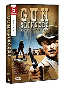 Gun Slingers Collection (20 Films): Yuma, The Proud and the Damned, Deadly Companions, The Trail Beyond, Minnesota Clay