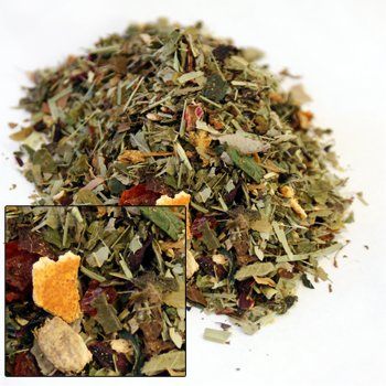 Tropical Peach Hibiscus - 4 Ounce