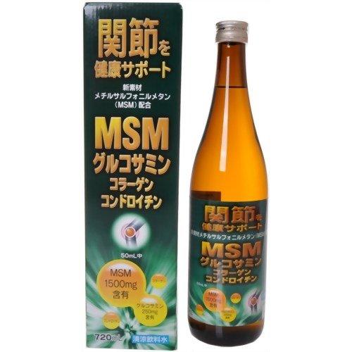 タムラ MSM&グルコサミン液 720ml