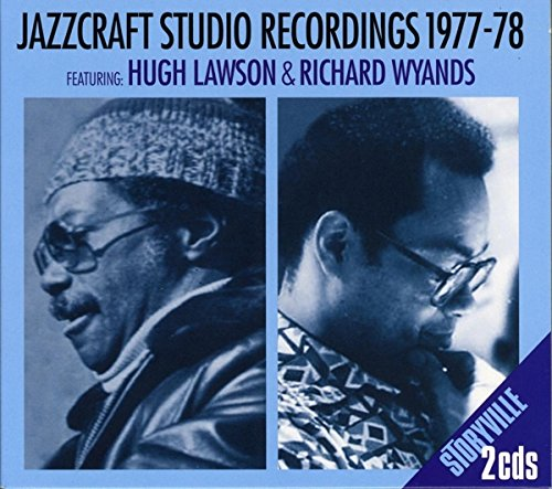 Lawson, Hugh Wyands, Richard Jazzcraft Studio Recordings 1977-78 Mainstream Jazz by Hugh/Wyands, Richard Lawson