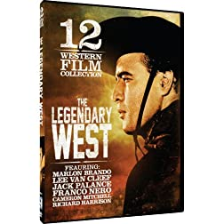 Legendary West - Western Cinema Collection