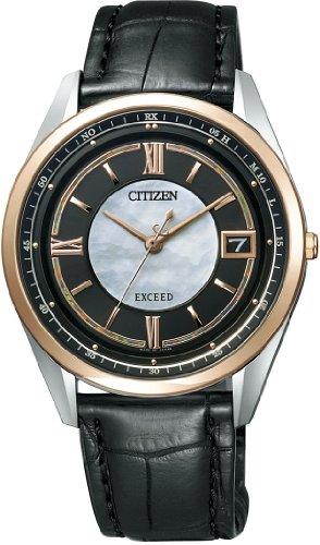 [シチズン]CITIZEN 腕時計 EXCEED エクシード Eco-Drive エコ・ドライブ 電波時計 チタン薄型 【数量限定】 AS7084-02E メンズ