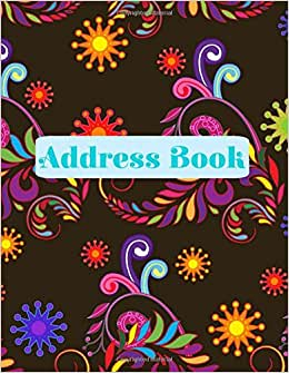 Address Book (Simply Beautiful Addess Books ) (Volume 53)