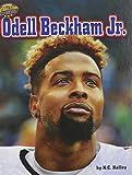 img - for Odell Beckham Jr. (Football Stars Up Close) book / textbook / text book